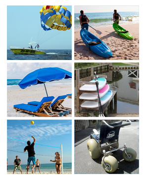 Gulf Shores Beach Equipment Rentals - Ike's Beach Service